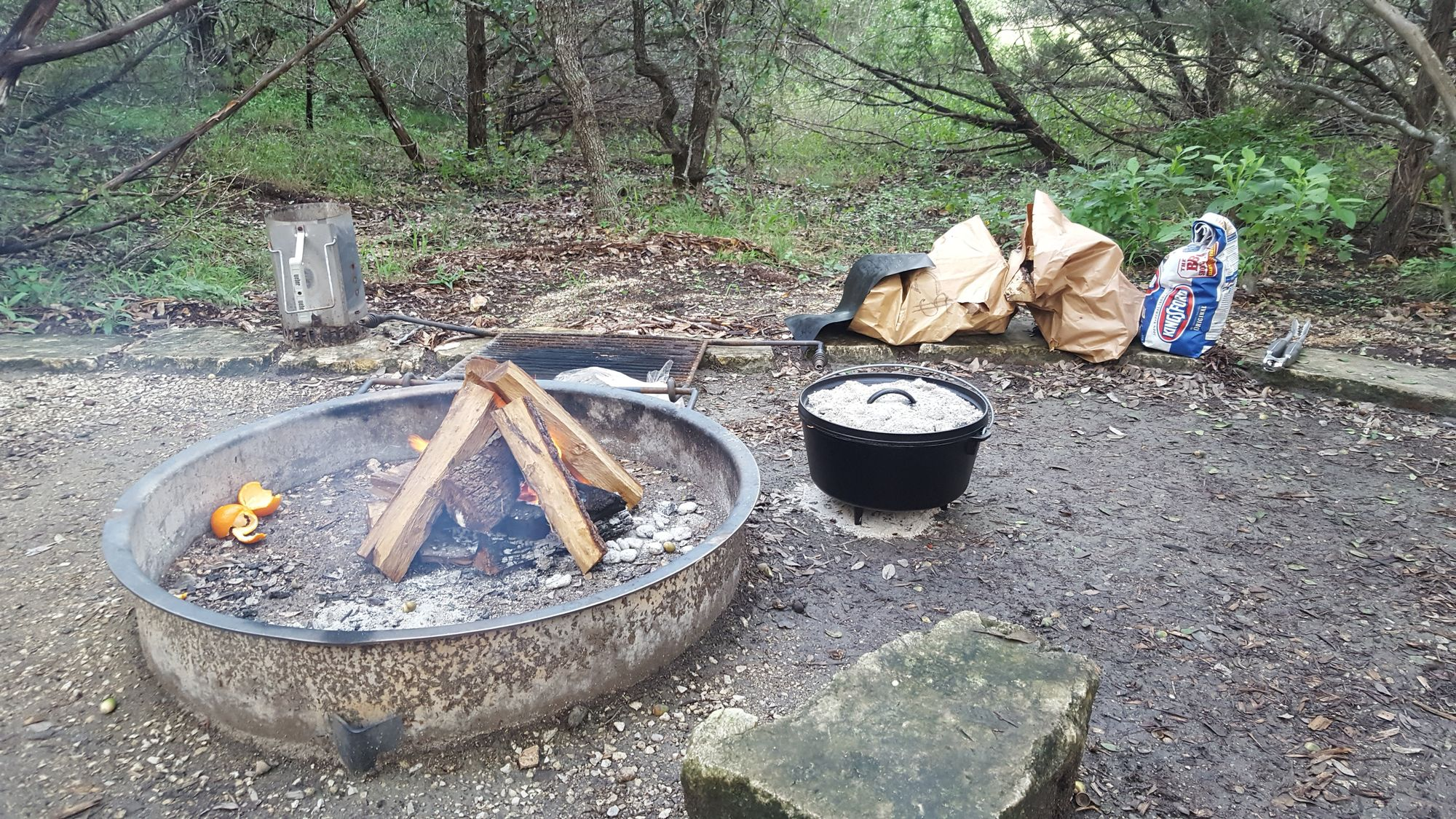 Camping With A 1-Year-Old
