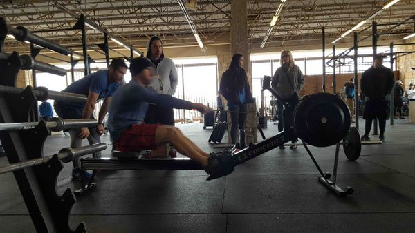 Rackspace/Crossfit 8808 Snow Brawl 2016