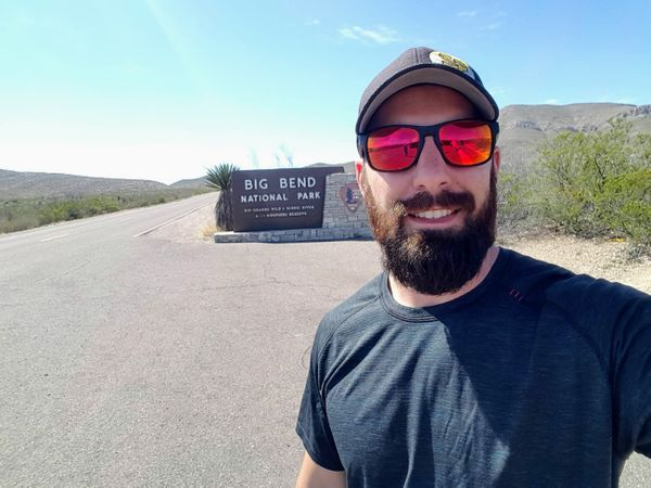 Big Bend National Park: Outer Mountain Loop